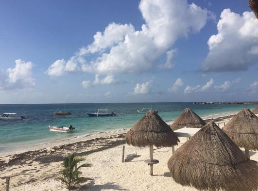 From @camspal on Instagram, Puerto-Morelos