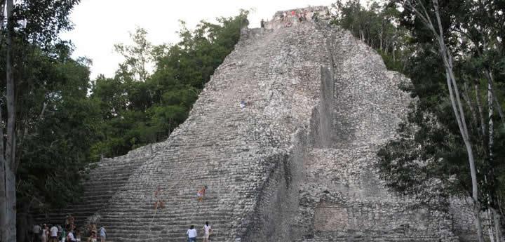 Coba Ruins - Source: locogringo.com