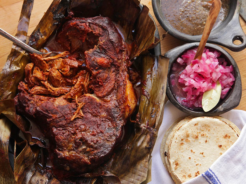 Cochinita Pibil (source: SeriousEats)
