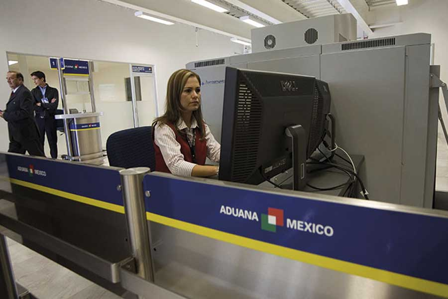 Mexico airports to simplify the entry process of international the testing began this month at terminal 2 of the benito juarez international airport aka mexico city international airport in which the red sciox Gallery