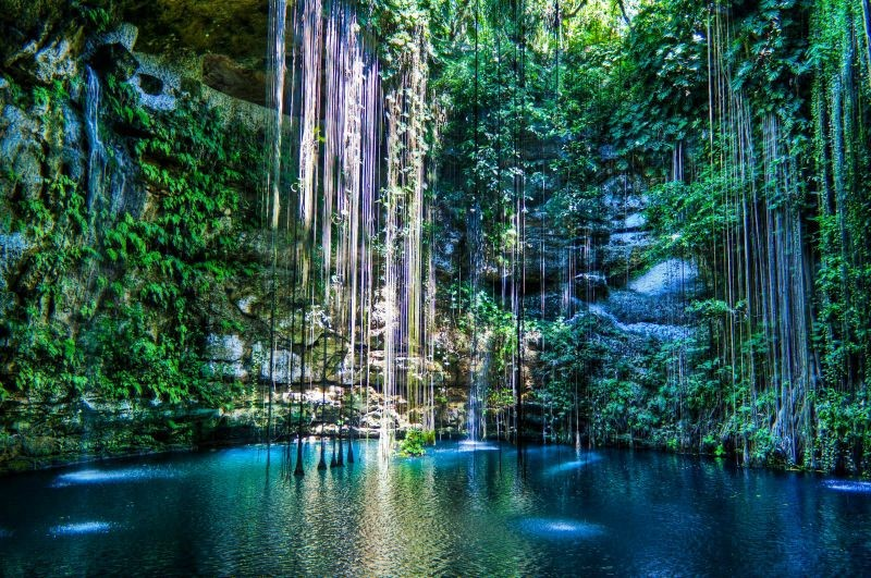 Tulum Real Estate - Cenotes are found in Tulum